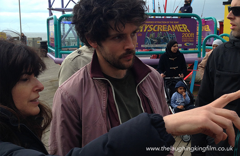 Interview with Colin Morgan by Lindy Heymann for The Laughing King